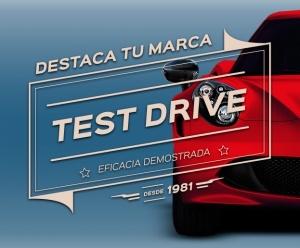 Test drive con cobertura nacional