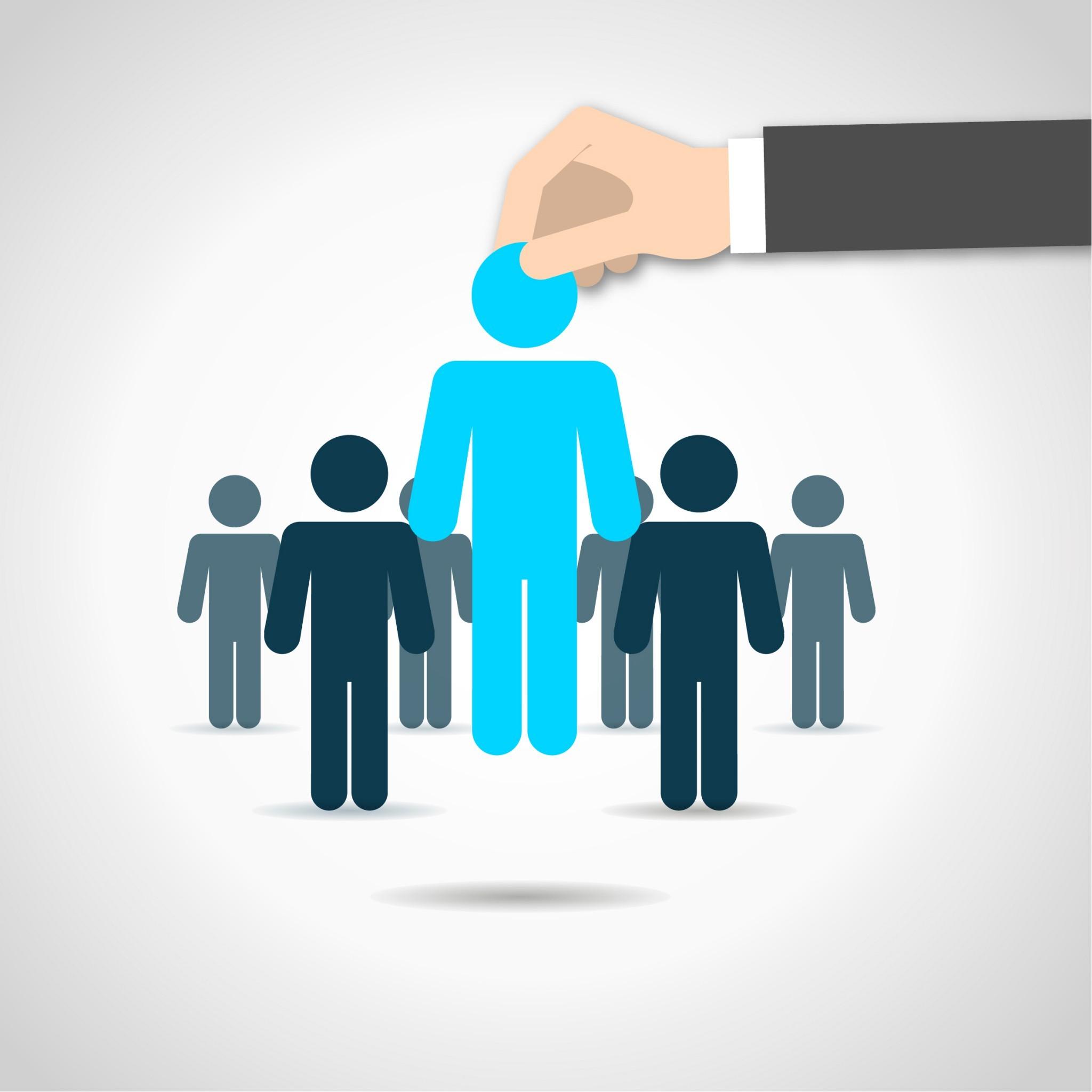 Selección y formación de personal