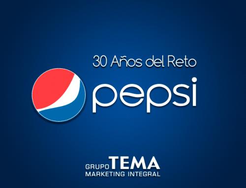 30 Años del Reto Pepsi