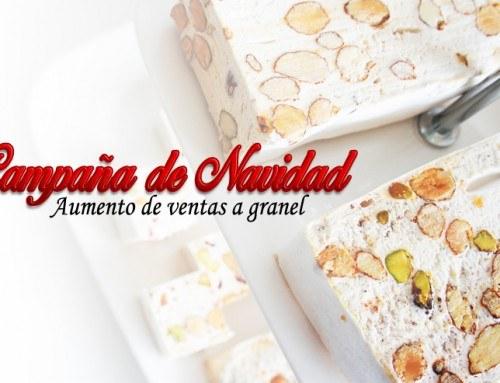 Campaña para productos alimenticios navideños en El Corte Inglés