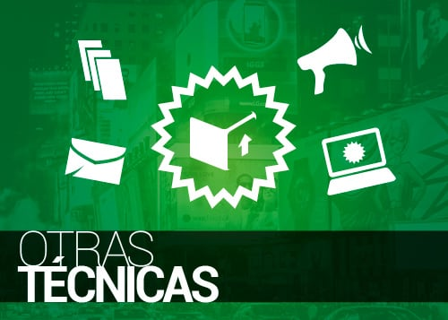 agencia de marketing integral con otras tecnicas de promoción