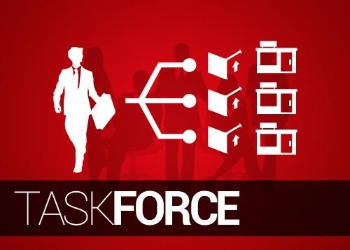 task force y redes de venta externa