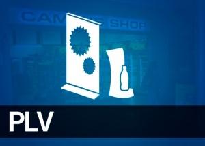 Diseño, distribución y montaje de PLV