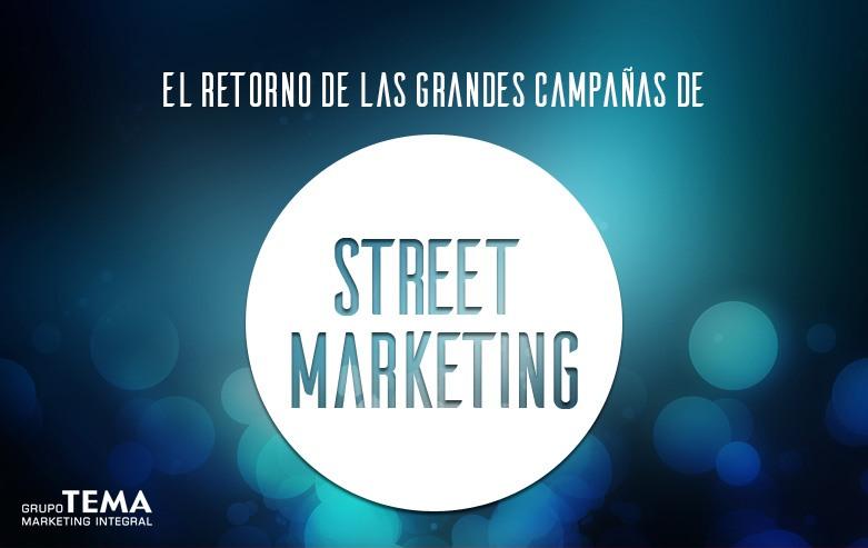 campañas de street marketing