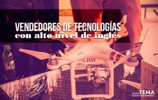 oferta de empleo vendedores de tecnología