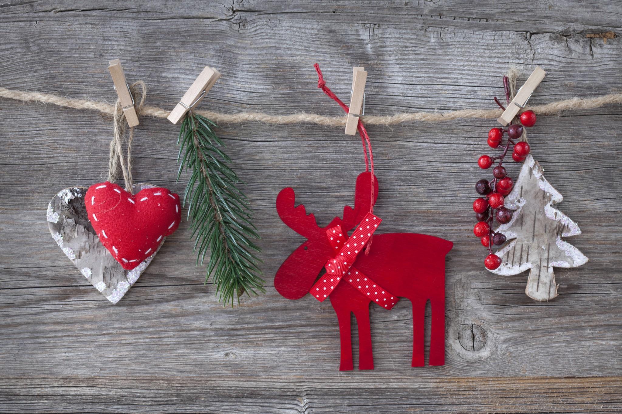 Promotoras para la campaña de Navidad