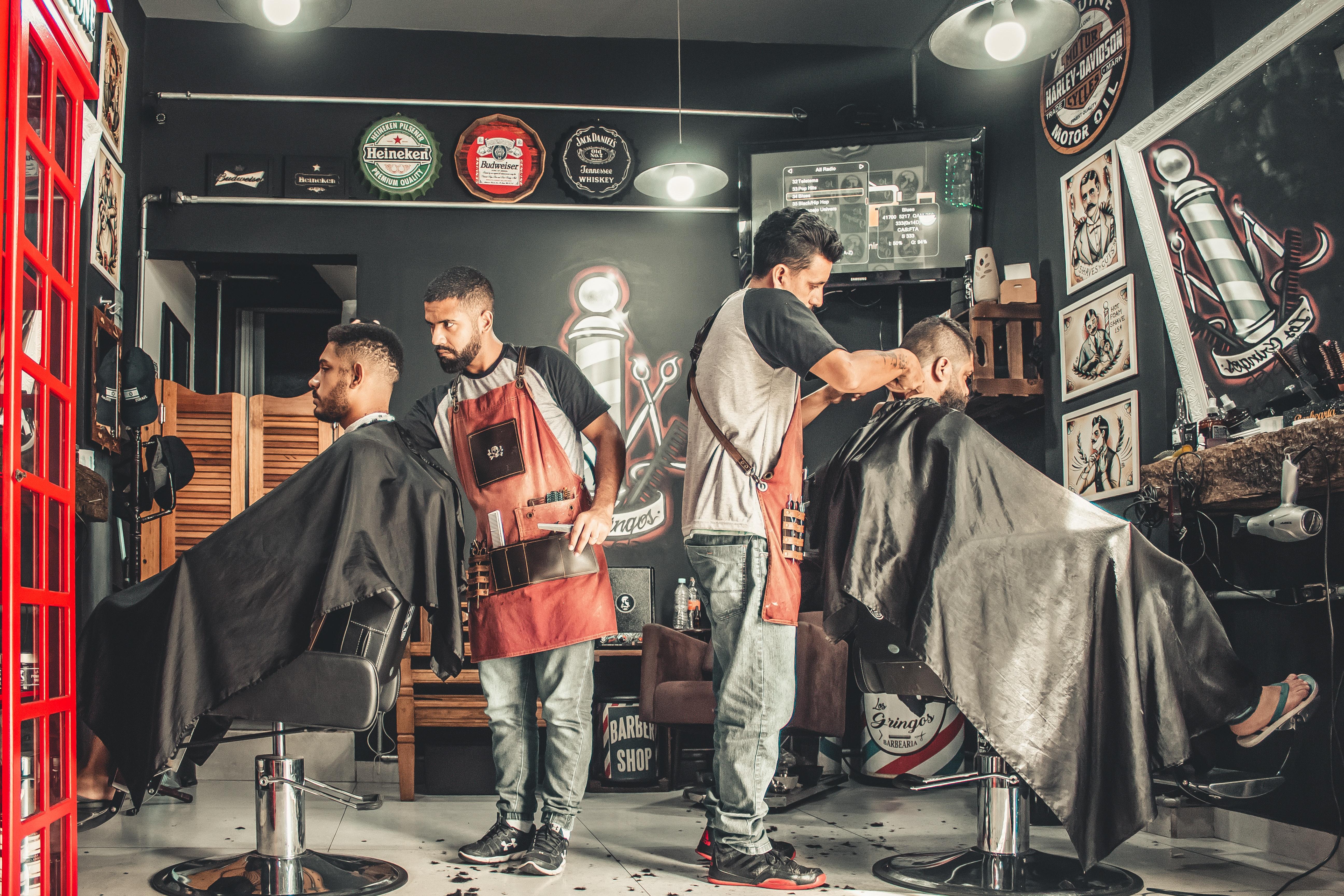 Oferta de empleo en Madrid: Barberos/as para gran evento