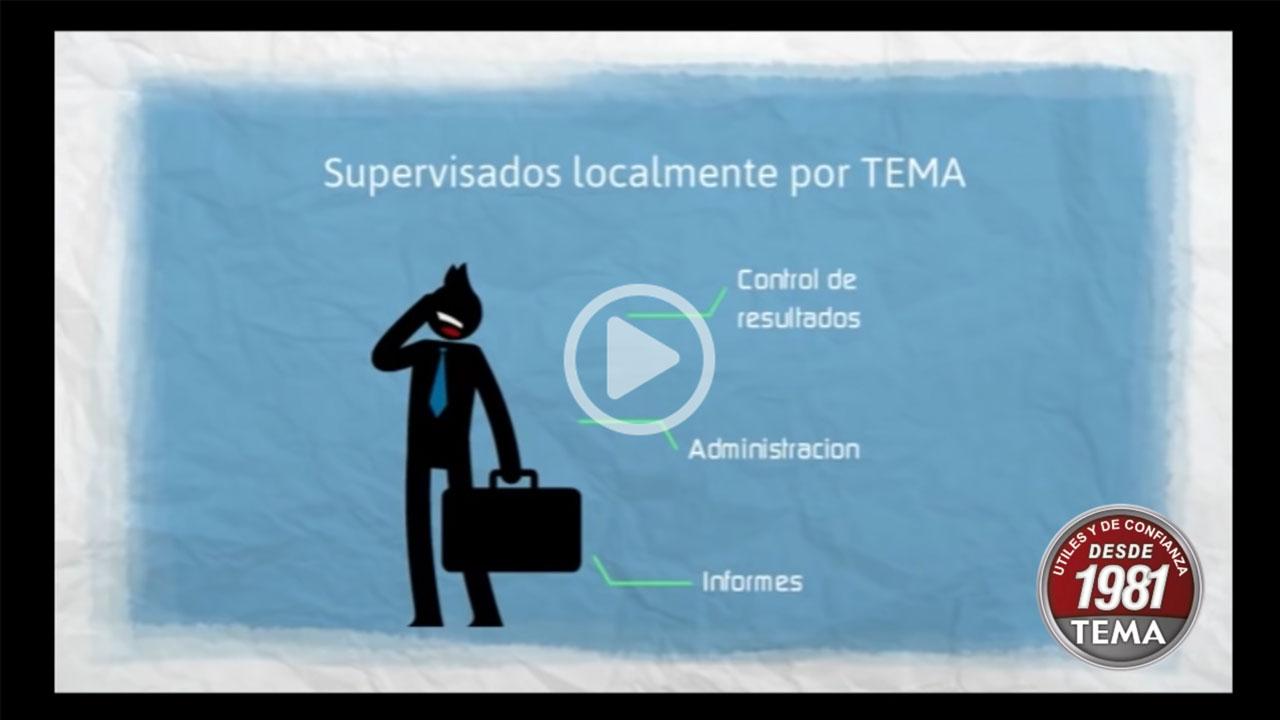 Vender más a centrales de compras y cadenas TEMA