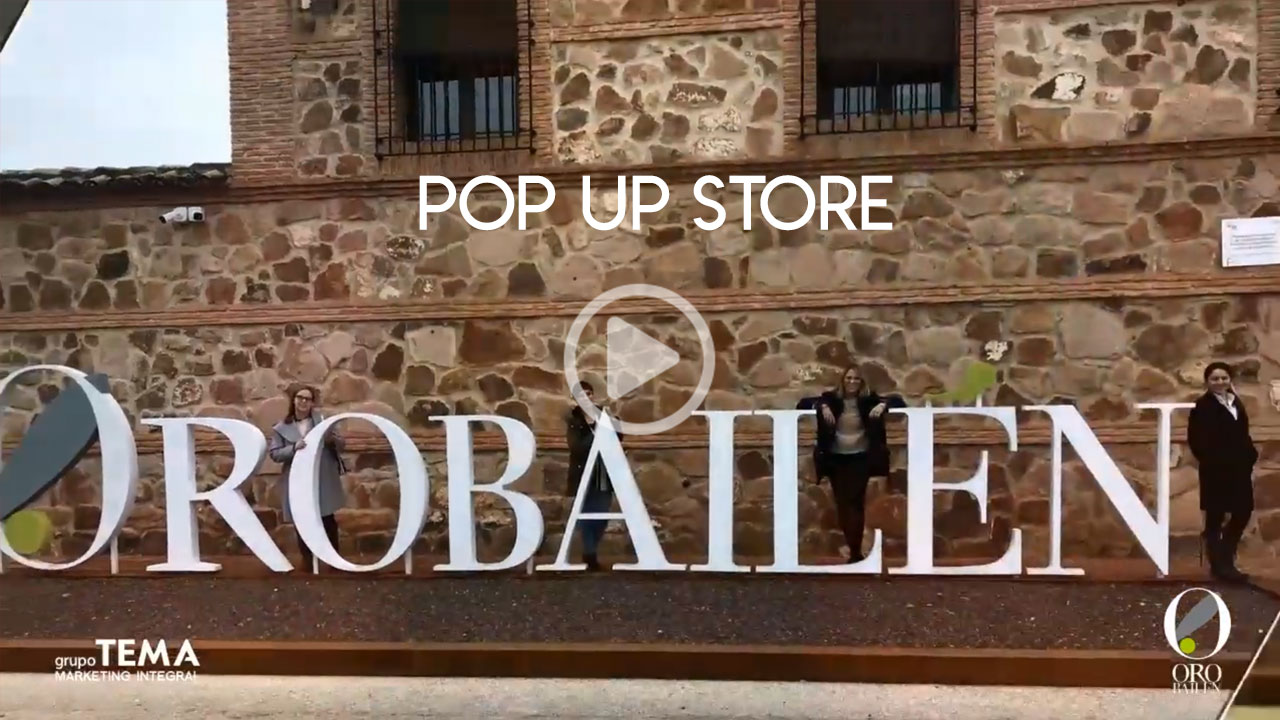 Pop Up Store - TEMA