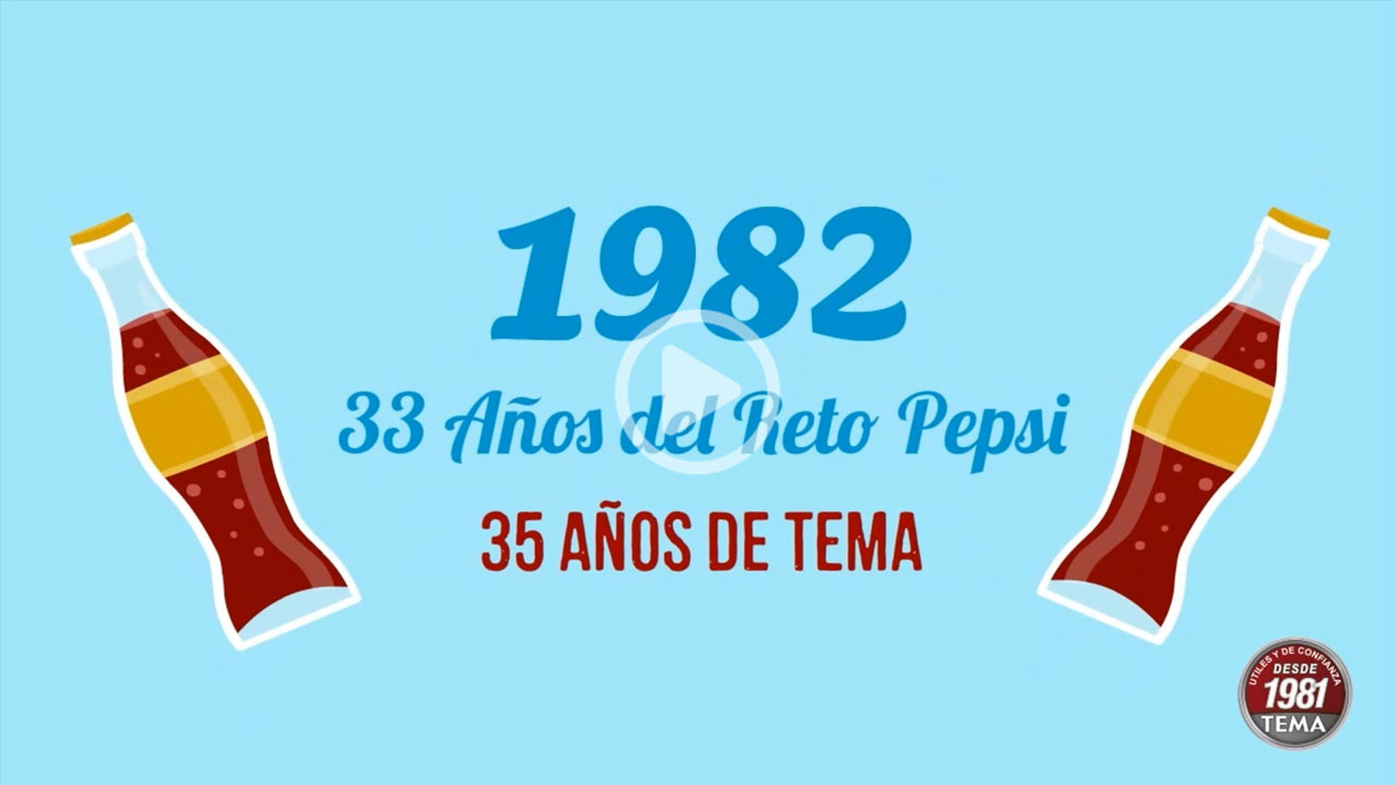 El Reto Pepsi - TEMA
