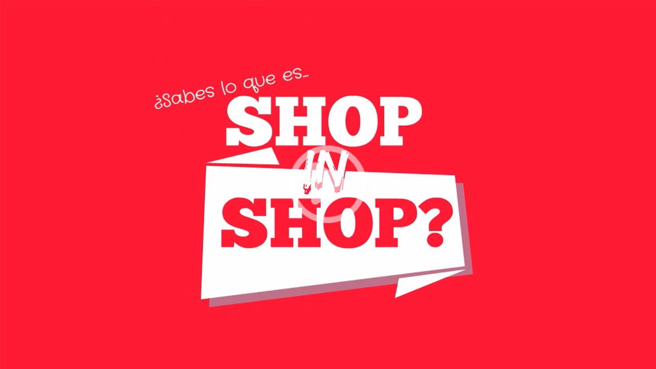 Shop in Shop (Pop Up Store) TEMA