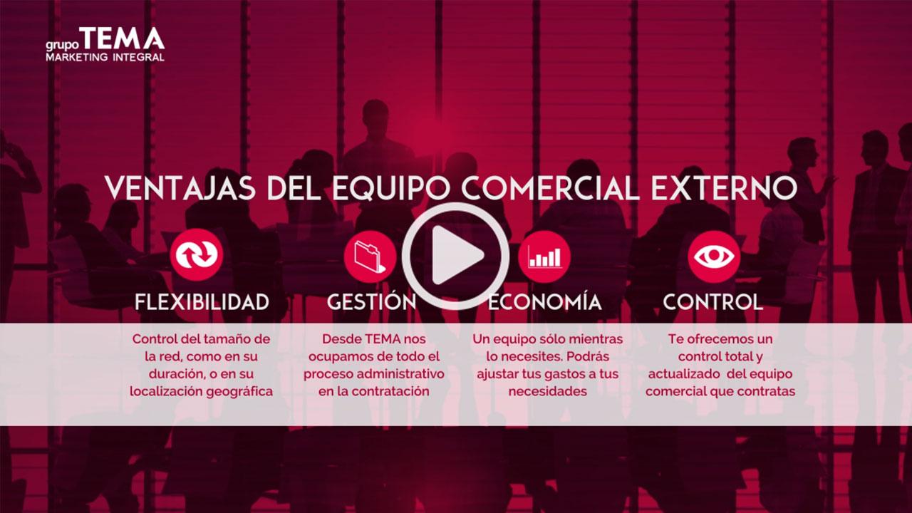 Grupo TEMA – Especialistas en Redes Comerciales Externas
