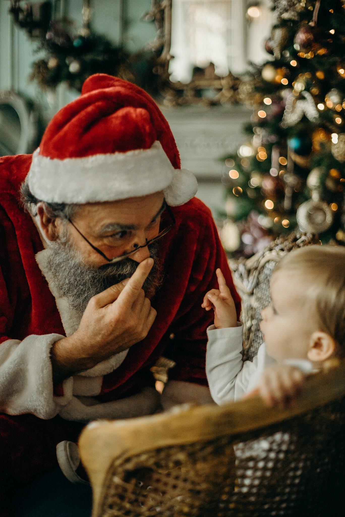 Actores para Papá Noel en Madrid